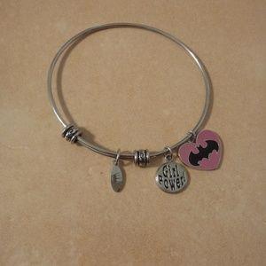 Hallmark Celebrate Life Batgirl Bracelet
